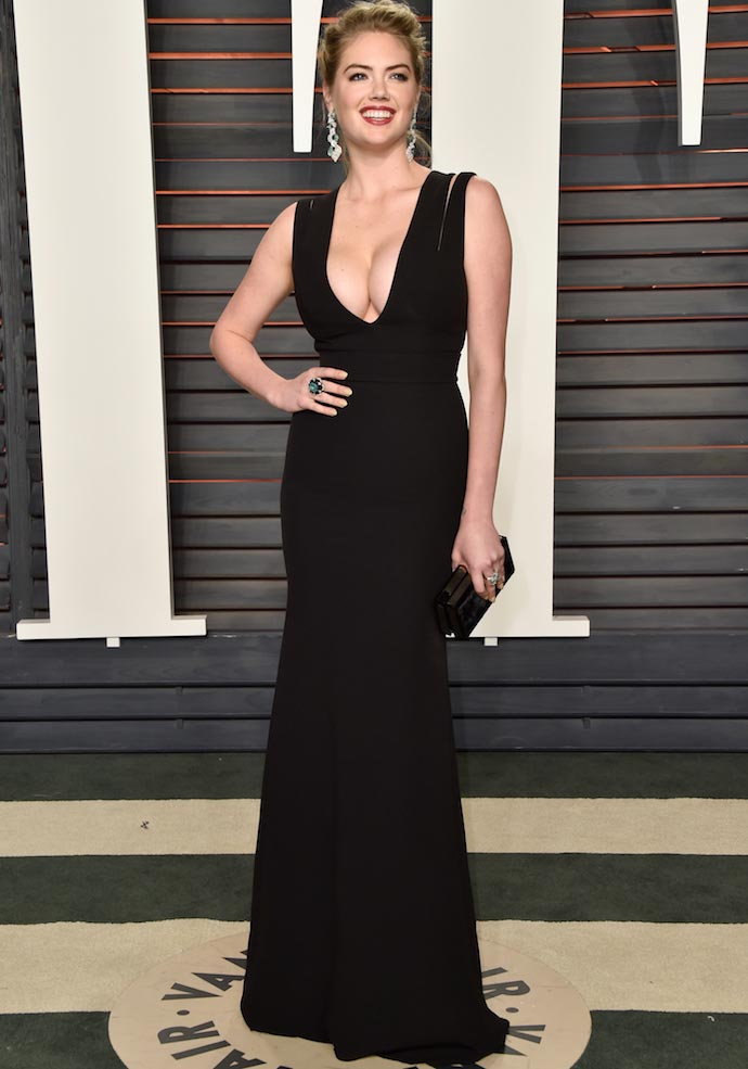 Vanity Fair Oscar Party: Kate Upton