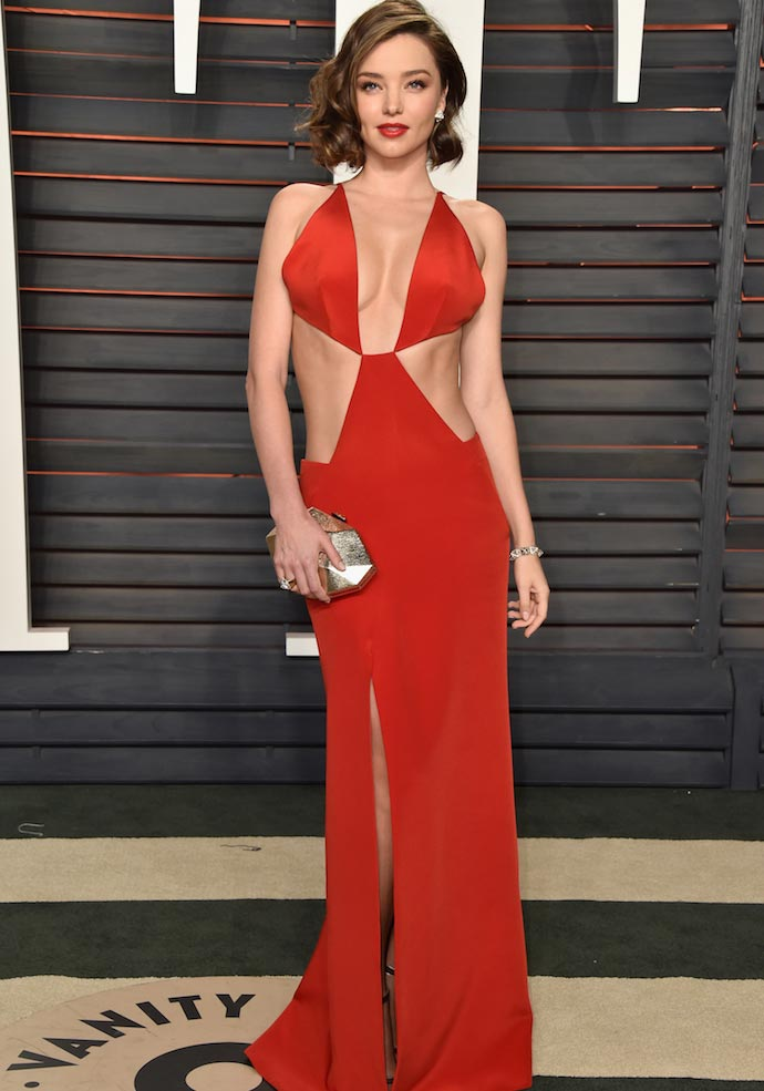 Vanity Fair Oscar Party: Miranda Kerr