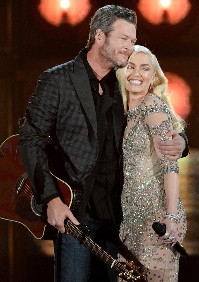 Billboard Music Awards 2016: Blake Shelton & Gwen Stefani