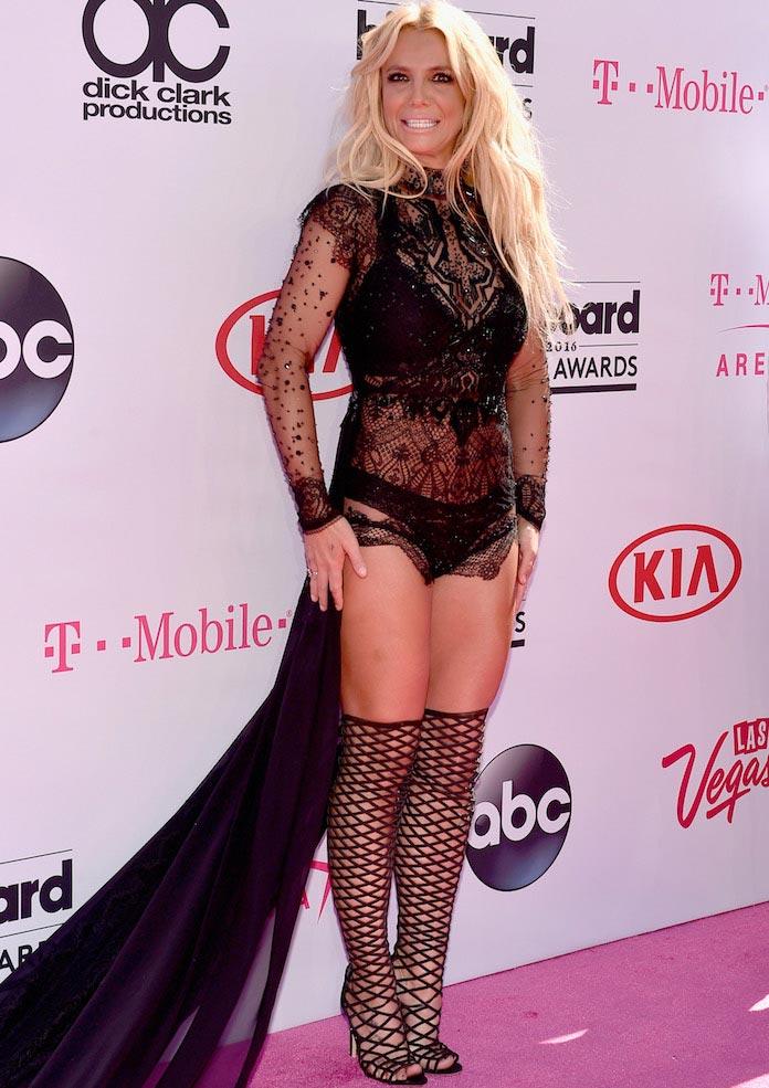 Billboard Music Awards 2016: Britney Spears