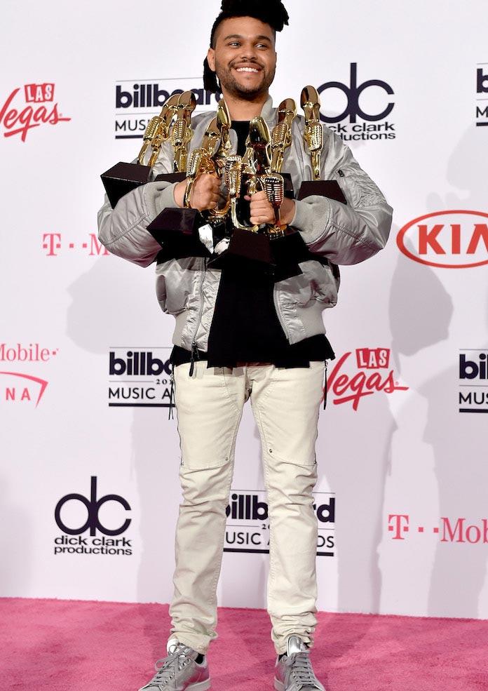 Billboard Music Awards 2016: The Weeknd