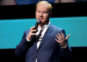VIDEO EXCLUSIVE: Jim Gaffigan Explains Why His 'Pale Tourist' Comedy Was 'Self Assignment'