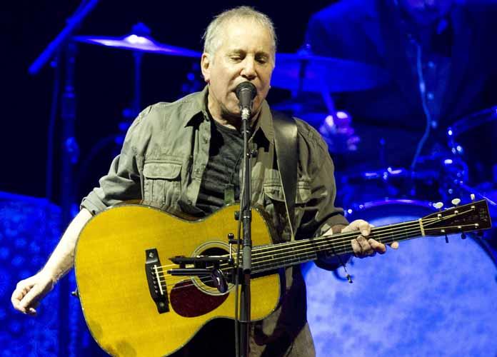 Paul Simon Announces A Concert Tour For Charity