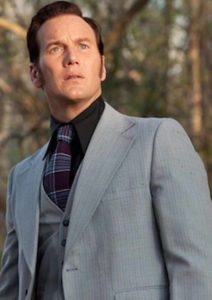 Patrick Wilson: Still from The Conjuring