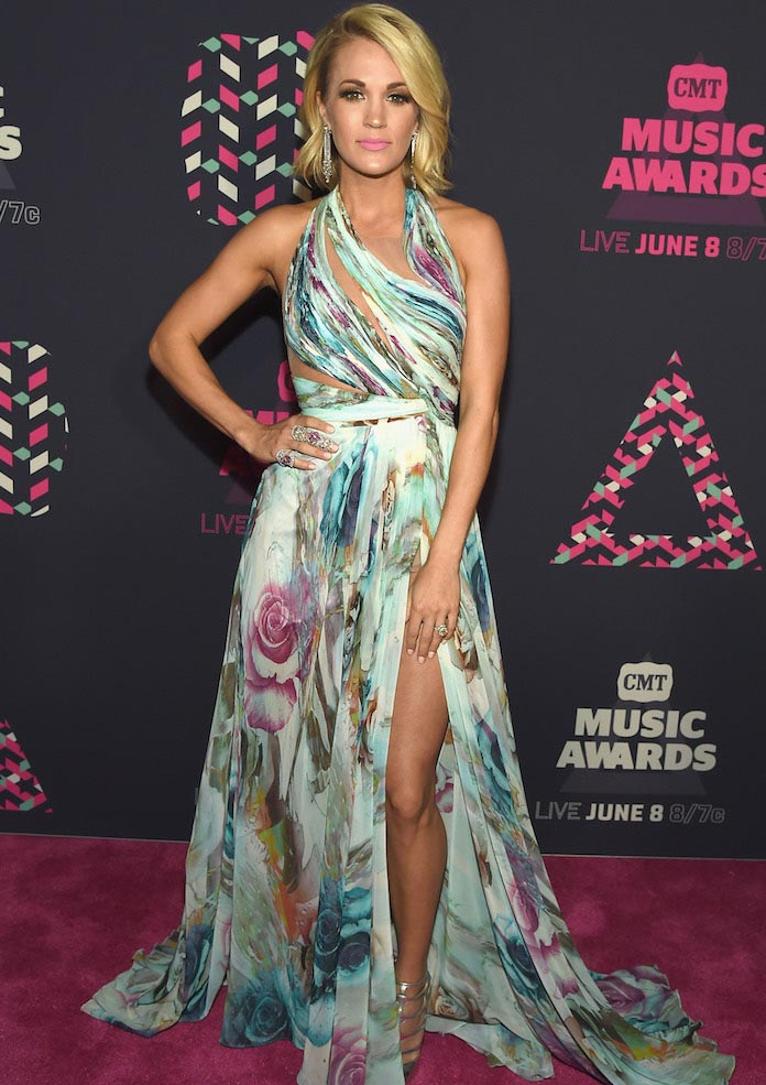 CMT Music Awards: Carrie Underwood