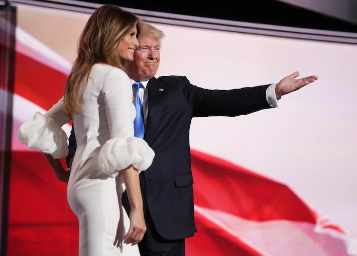 Melania Trumps nude photos surface