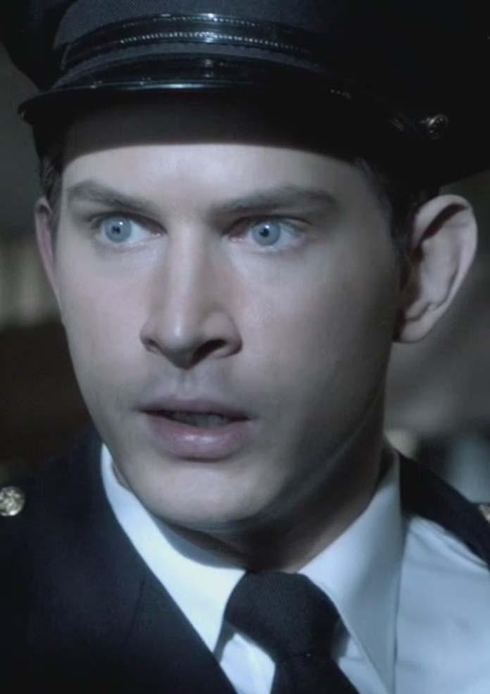 Greyston Holt In 'Alcatraz'