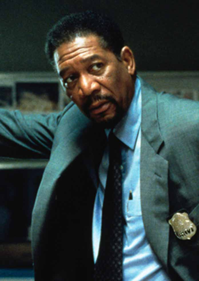 Morgan Freeman In Alex Cross From James Pattersons Along Came A Spider