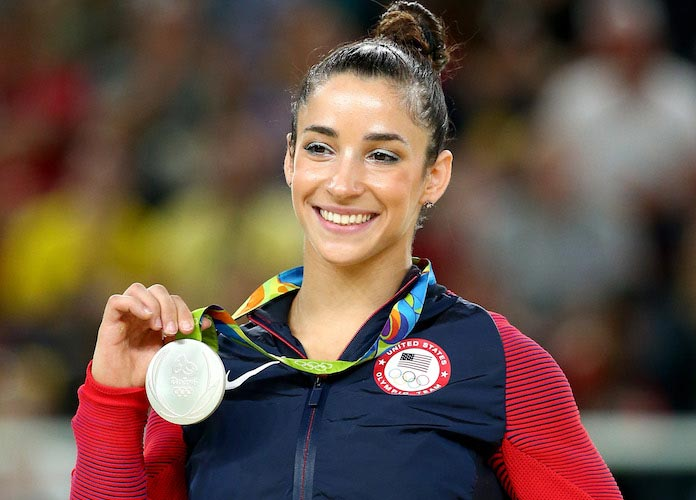 Aly Raisman Poses Nude For Sports Illustrated's Women Empowerment Project