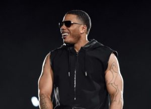 Rapper Nelly (Image: Getty)
