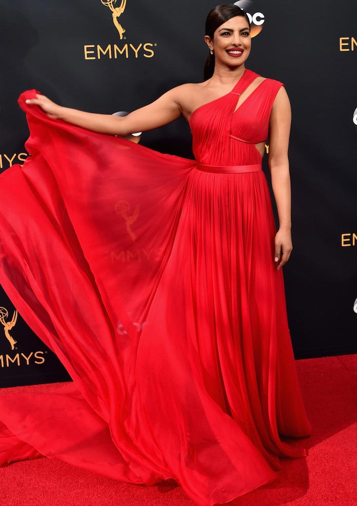 Emmys 2016: Pryanka Chopra