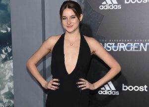 Shailene Woodley (Photo: Getty)