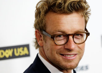 Simon Baker: His Life In Pictures
