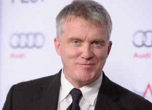 HOLLYWOOD, CA - NOVEMBER 13: Actor Anthony Michael Hall attends the premiere of Sony Pictures Classics' 'Foxcatcher' during AFI FEST 2014 presented by Audi at Dolby Theatre on November 13, 2014 in Hollywood, California.