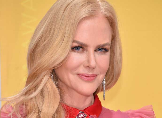 Nicole Kidman Confirms She Was Engaged To Lenny Kravitz In 2003
