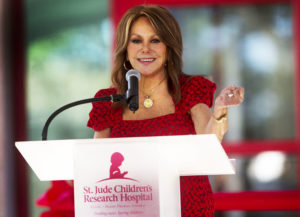 VIDEO EXCLUSIVE: Marlo Thomas Explains The Importance Of St. Jude's