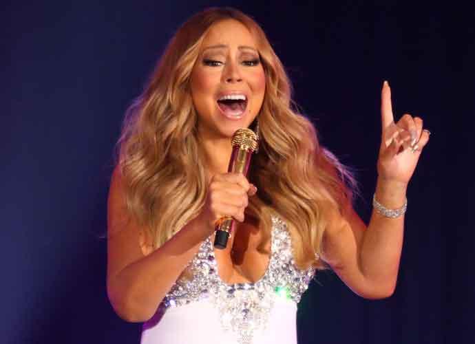 Mariah Carey Celebrates Her Birthday With Boyfriend Bryan Tanaka