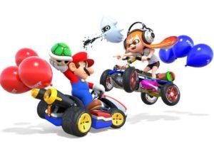 Nintendo Switch MarioKart 8 Deluxe