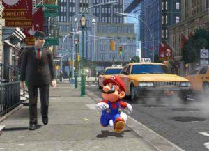 Nintendo Switch: SuperMario Odyssey Presentation 2017