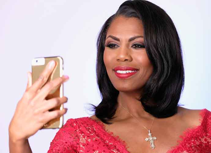 Omarosa Denies Ever Sleeping With Donald Trump On 'Celebrity Big Brother'