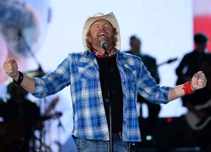 Toby Keith Will Perform A Men-Only Concert In Saudi Arabia For Donald Trump Visit