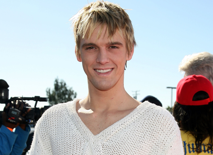 Aaron Carter Hospitalized With 'Hiatal Hernia'; Gets Body-Shamed By Fans
