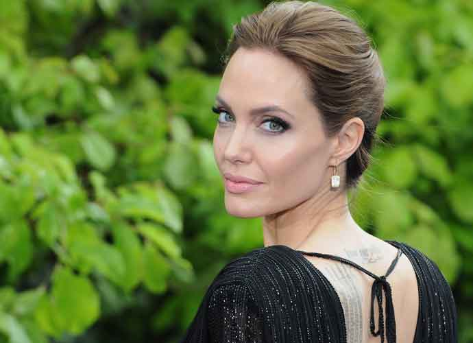 Angelina Jolie Hesitantly Opens Up About Divorce From Brad Pitt