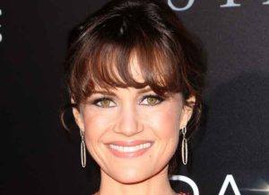 Carla Gugino On 'The Space Between Us,' Asa Butterfield, Gary Oldman, Mars [VIDEO EXCLUSIVE]