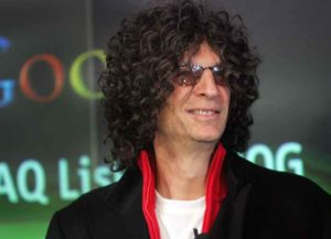 NEW YORK - JANUARY 03: Radio personality Howard Stern presides over the NASDAQ opening bell January 3, 2006 in New York City. Stern will begin his new show on the Sirius satellite radio network January 9th.
