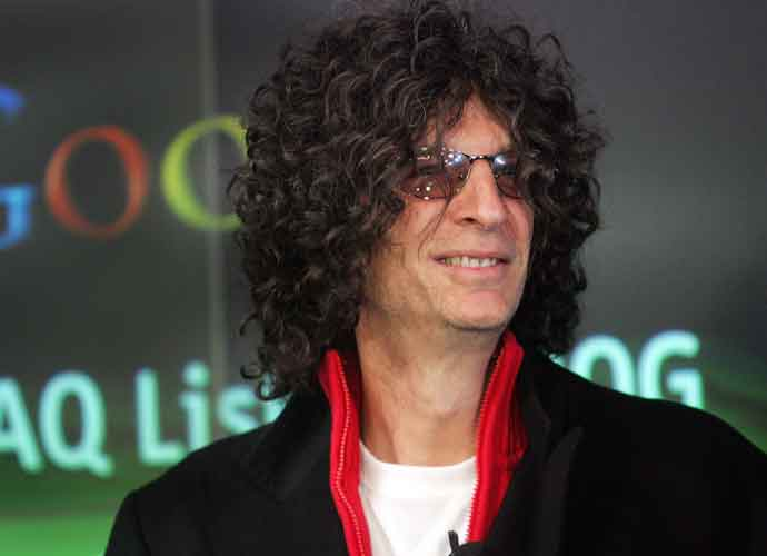 Howard Stern Being Sued For Broadcasting Judith Barrigas' Conversation With IRS