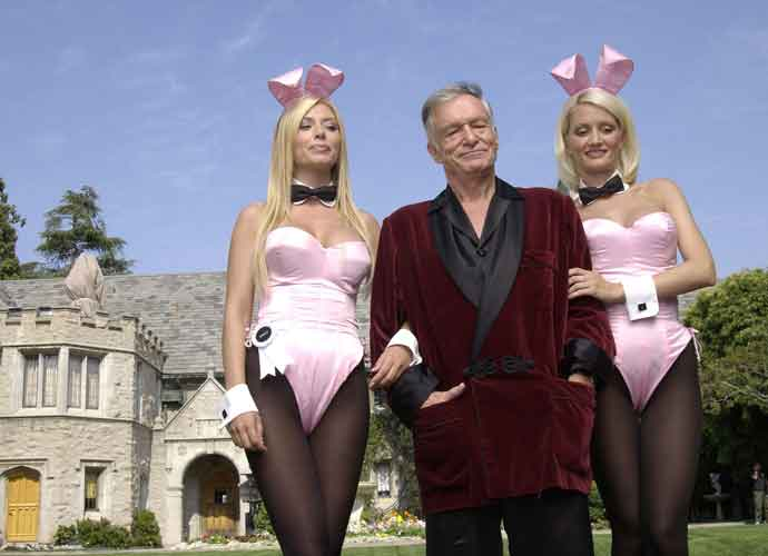 Hugh Hefner (Sept. 27, 2017, age 91)
