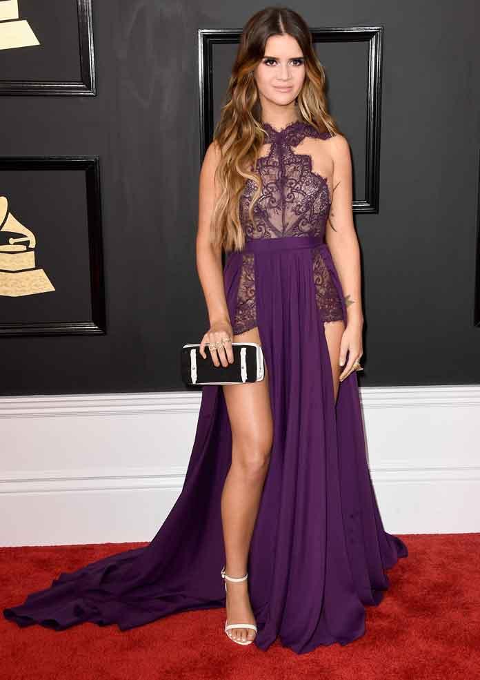 Grammys 2017 Best Dressed: Maren Morris