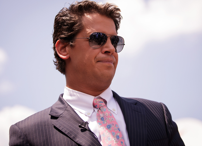 Who Is Milo Yiannopoulos, Breitbart Editor Dropped By Publisher For Pedophilia Comments?
