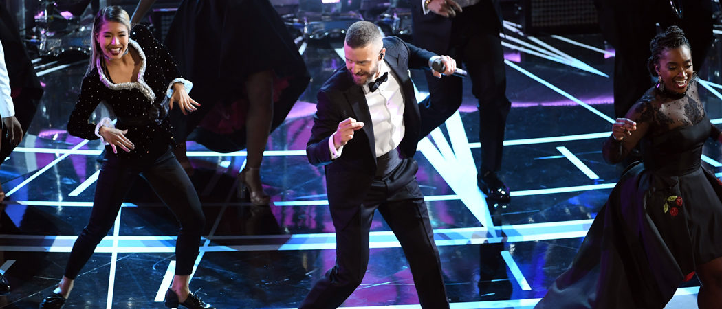 Justin Timberlake Opens Oscars With Big Dance Party, 'Can't Stop The Feeling' [VIDEO]