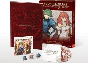 3DS Fire Emblem Echoes: Limited Edition Bundle