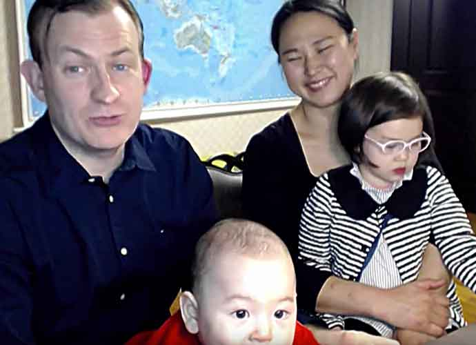 'BBC Dad' Parody Video Shows How A Mom Would Have Dealt With The Situation