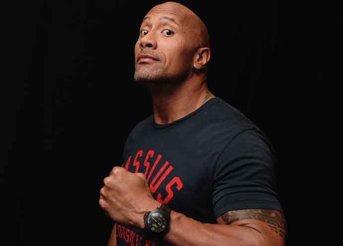 WATCH: The Rock Endorses Biden-Harris Campaign