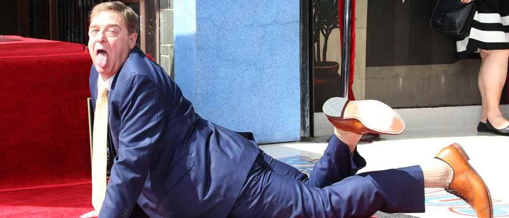 John Goodman Honored With Hollywood Walk Of Fame Star, Jeff Bridges Revives 'Big Lebowski'