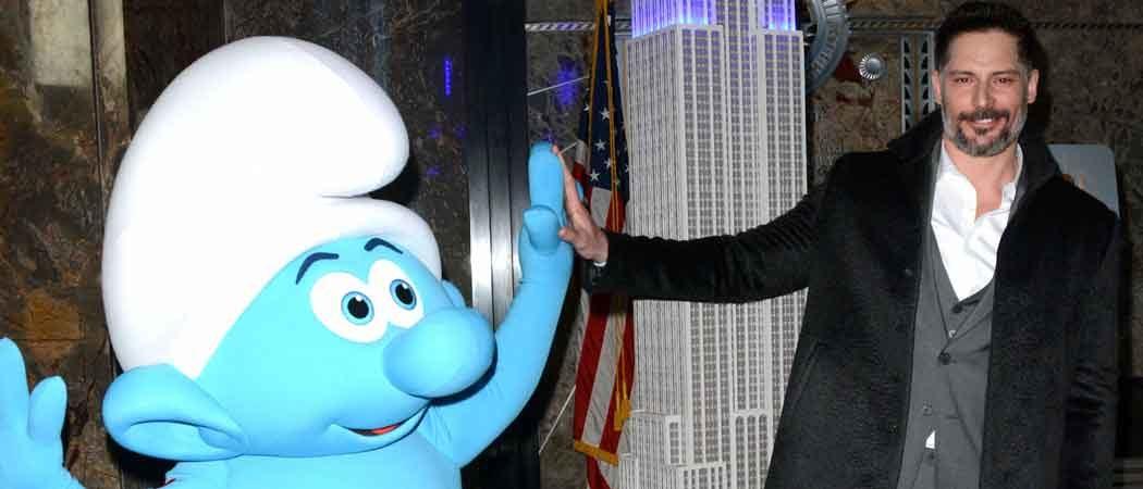 International Happiness Day 2017: Joe Manganiello Celebrates At Empire State Building