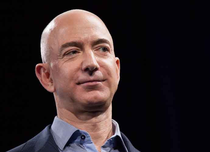 Jeff Bezos' Blue Origin Auctions Seat For Space Flight For $28 Million