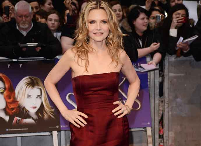 Michelle Pfeiffer Returns To Hollywood, Explains Brief Hiatus