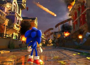 Sonic Forces 2017 News