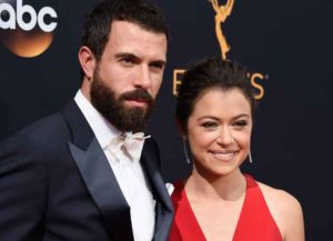 Tom Cullen & Tatiana Maslany On 'The Other Half,' Their Relationship [VIDEO]