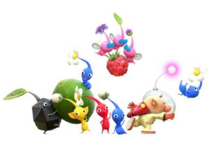 3DS Hey Pikmin character