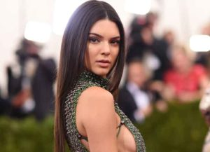 NEW YORK, NY - MAY 04: Kendall Jenner attends the 'China: Through The Looking Glass' Costume Institute Benefit Gala at the Metropolitan Museum of Art on May 4, 2015 in New York City.
