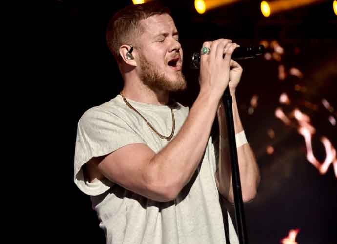 Imagine Dragons' Dan Reynolds Pays Tribute To Chris Cornell At Billboard Music Awards