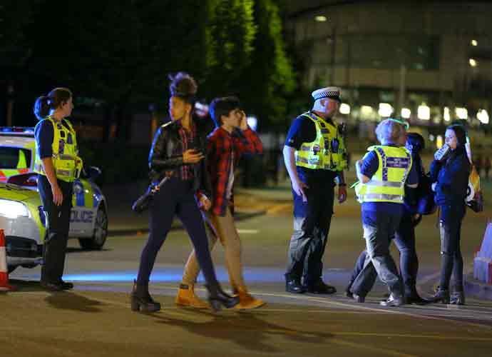 Ariana Grande & Celebs React To Manchester Concert Terrorist Bombing