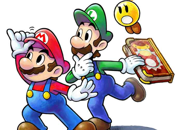 An Updated Version Of Mario Luigi Superstar Saga Might