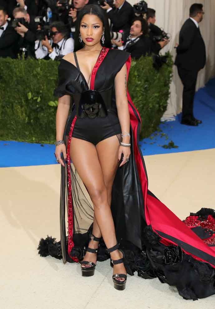 Met Gala 2017 Best Dressed: Nicki Minaj