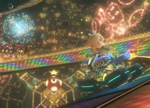 Rosalina in Mario Kart 8 Deluxe